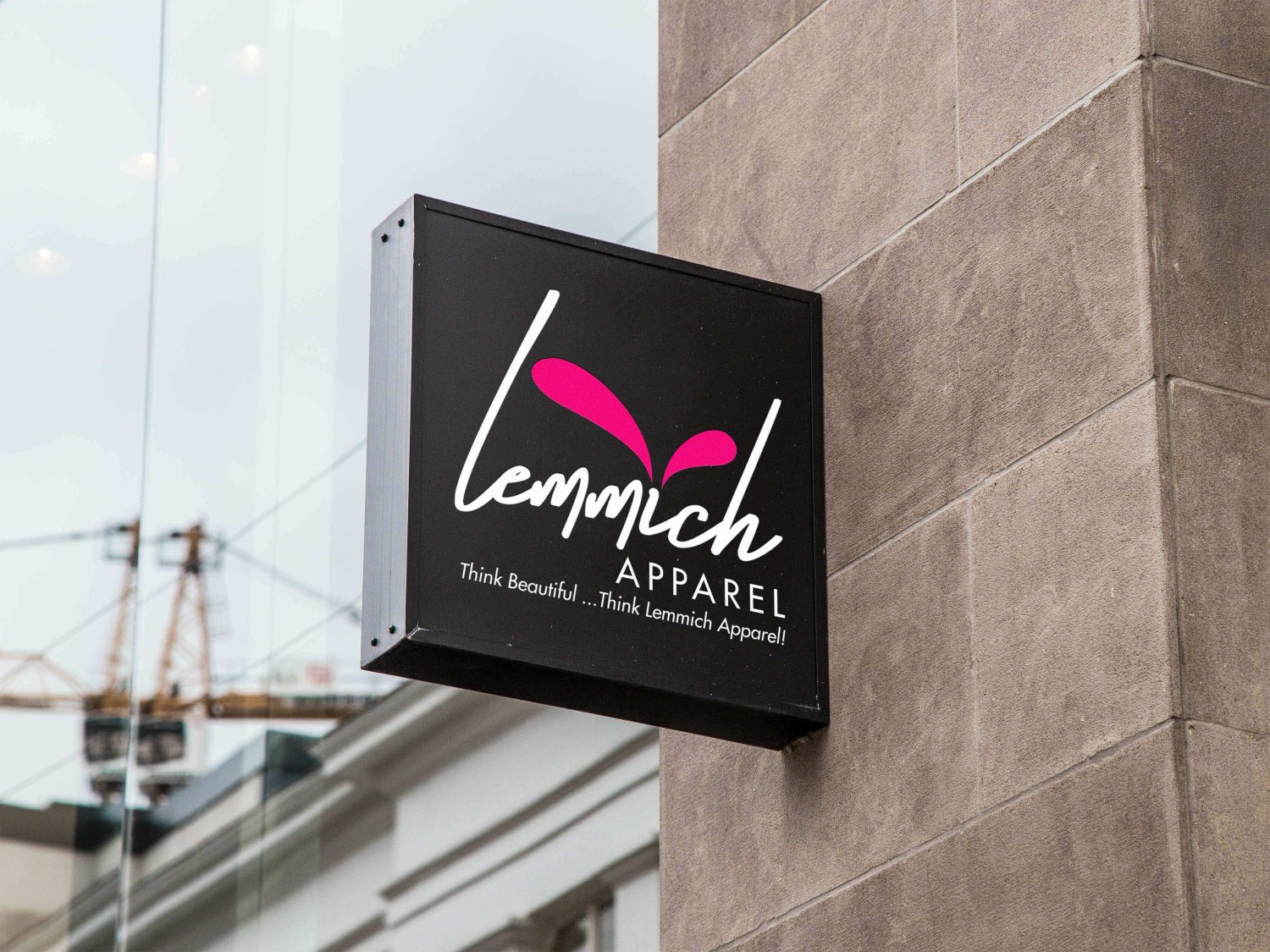 Lemmich Apparel Logo Design & Corporate Identity