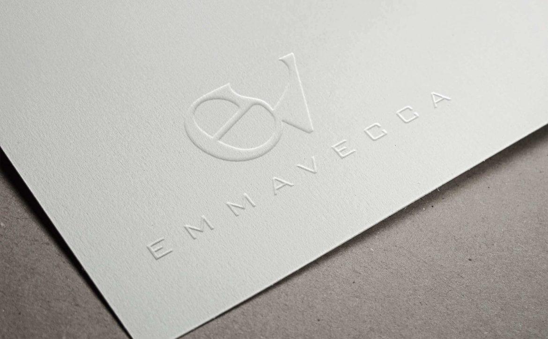 EmmaVecca Logo Design Project