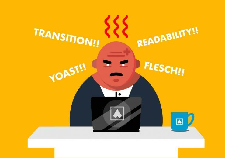 READABILITY FOR YOAST PLUG-IN IN WORDPRESS.