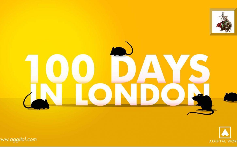100 Days in London the Buhari Saga