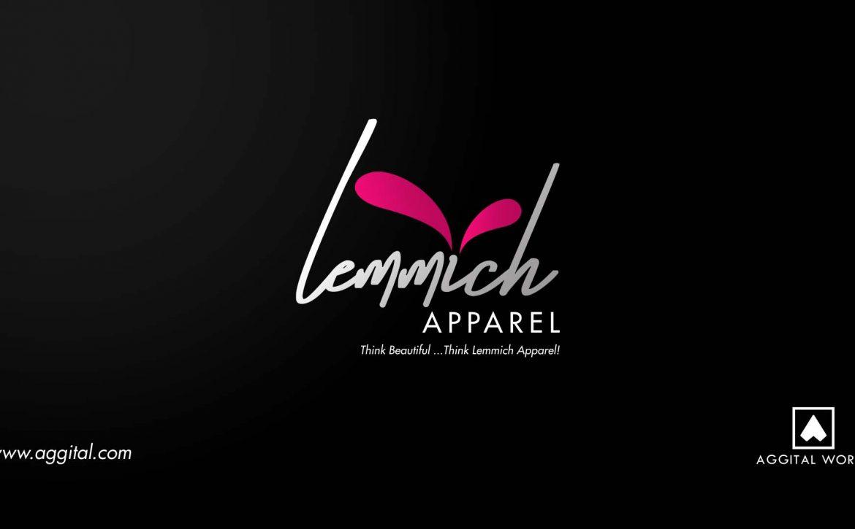 Lemmich Apparel Logo Design - Ankara Fabric