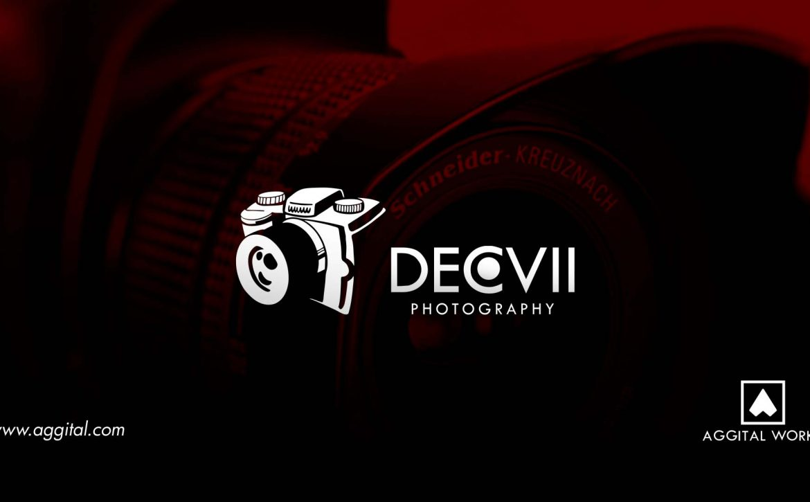 December VII Photography - Logo Design