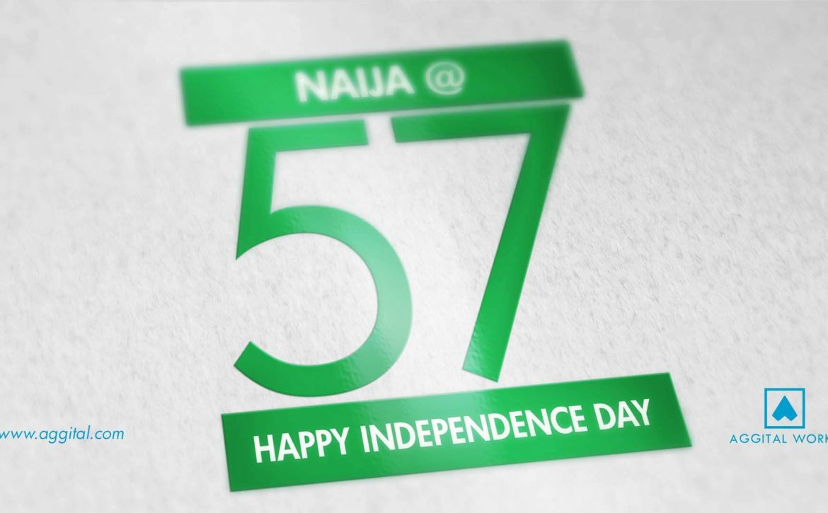 Nigeria At 57 - Better Years Ahead