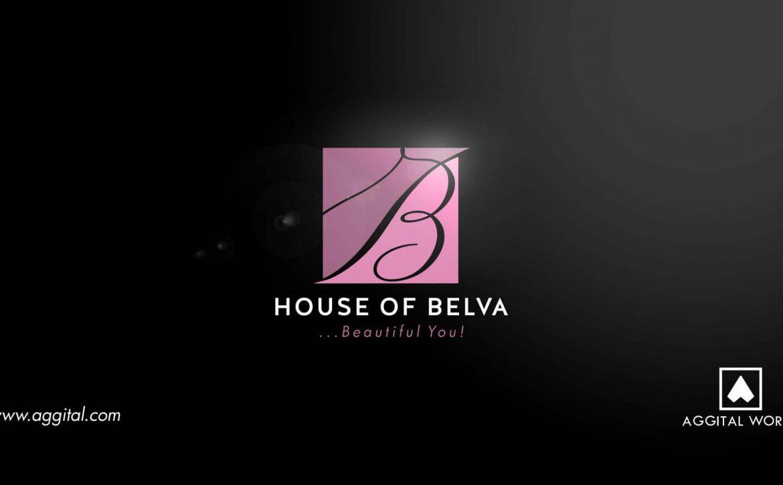 House Of Belva – Logo Design For A Fashion House