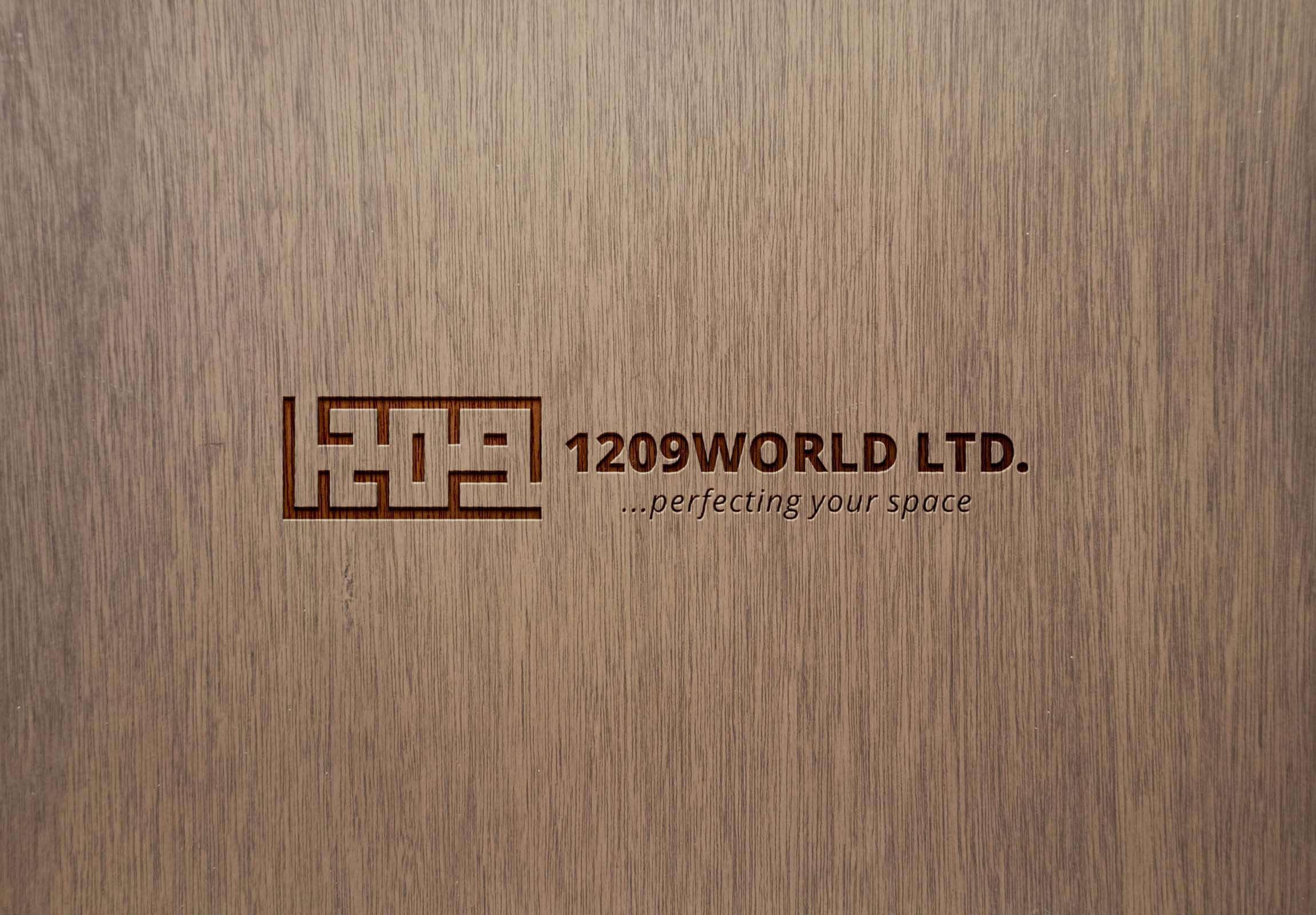 1209 World Limited - 1209 Logo Design