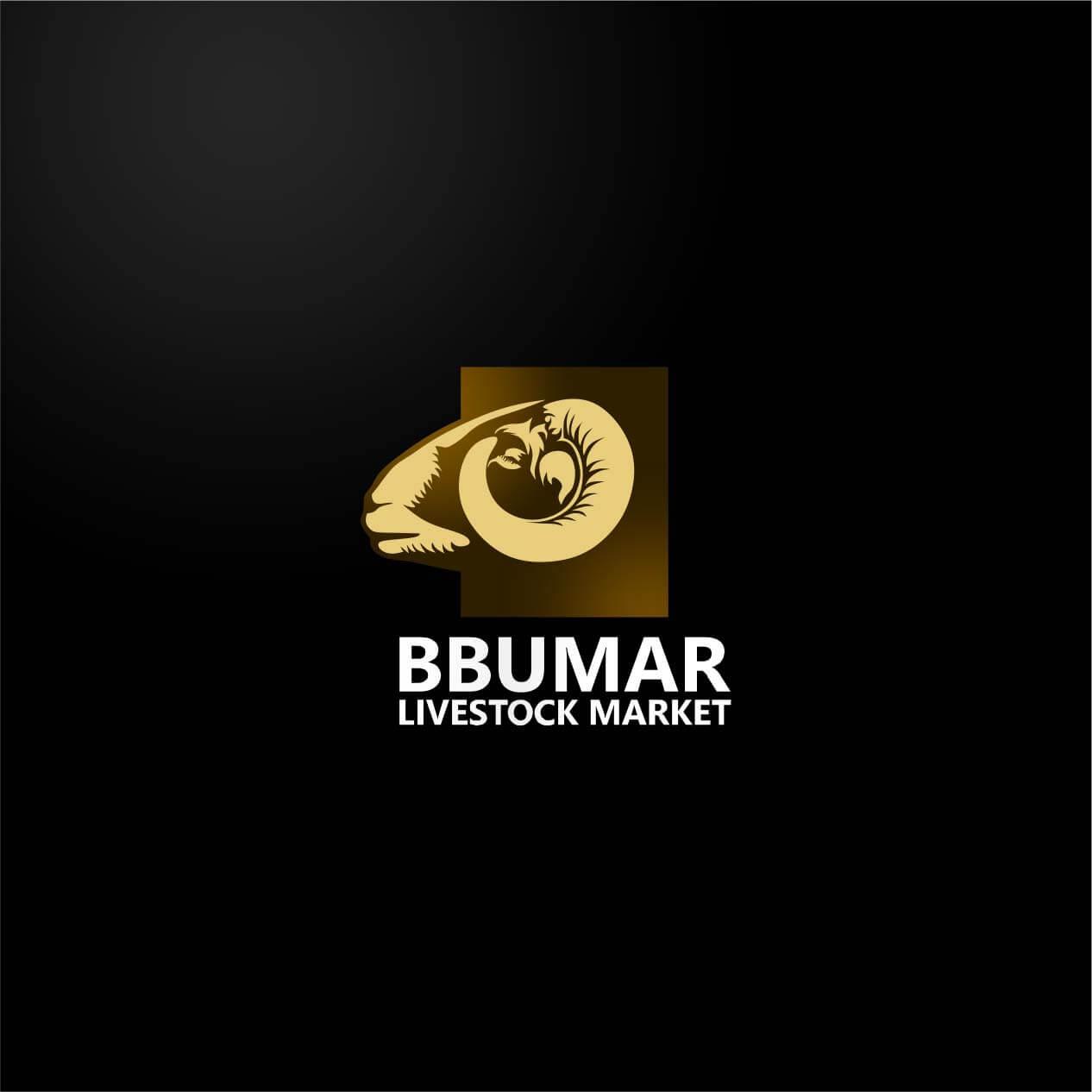 BBUMAR - Logo Design For A Livestock Market