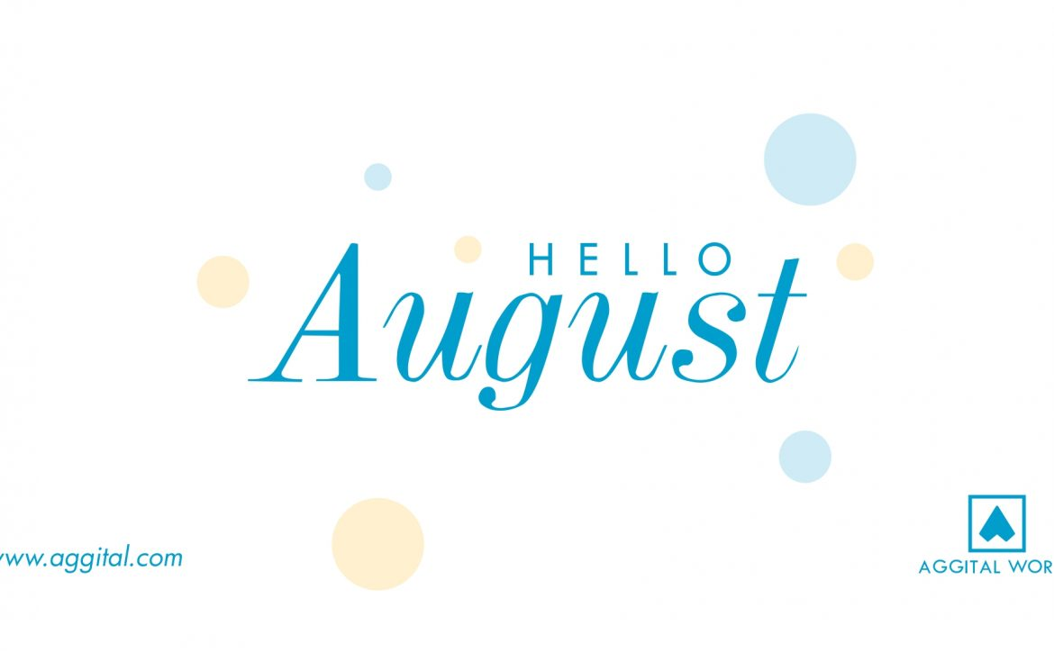 Aggital is Saying Hello August Again! Hello Christmas Jollof!