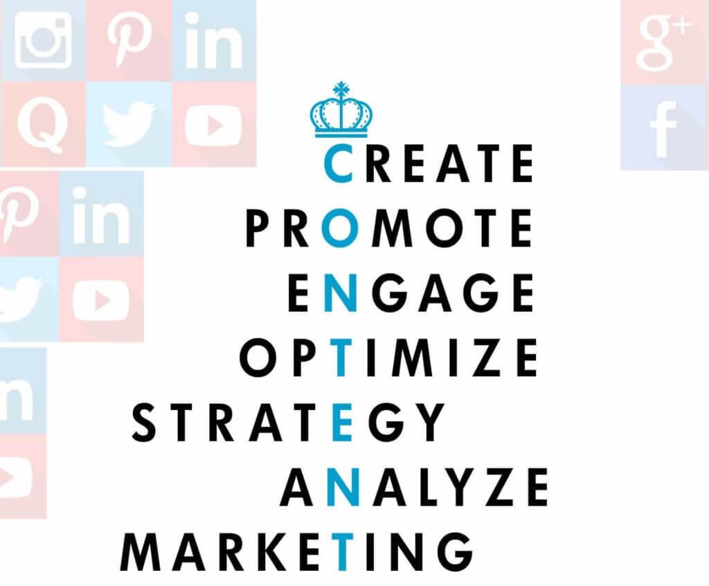 Social Media Is Not A Get Rich Quick Scheme.