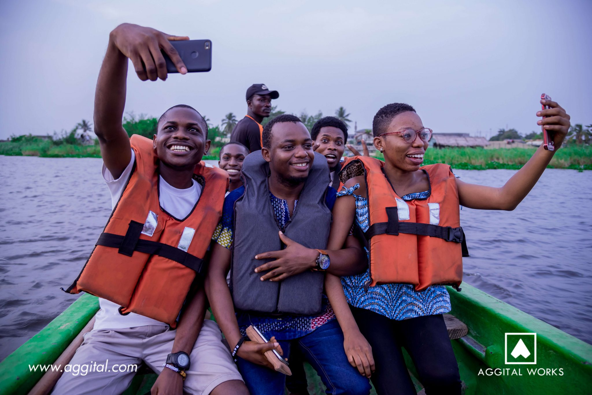 Aggital Travel Diary - Our Very First Road Trip To Badagry.